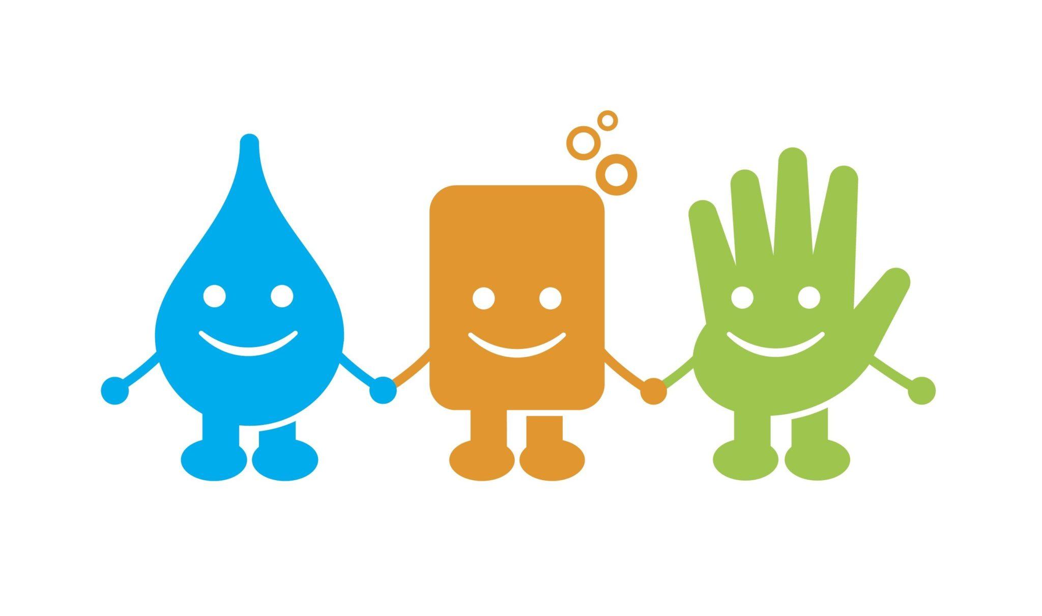 Logotipo del Día Mundial del Lavado de Manos
